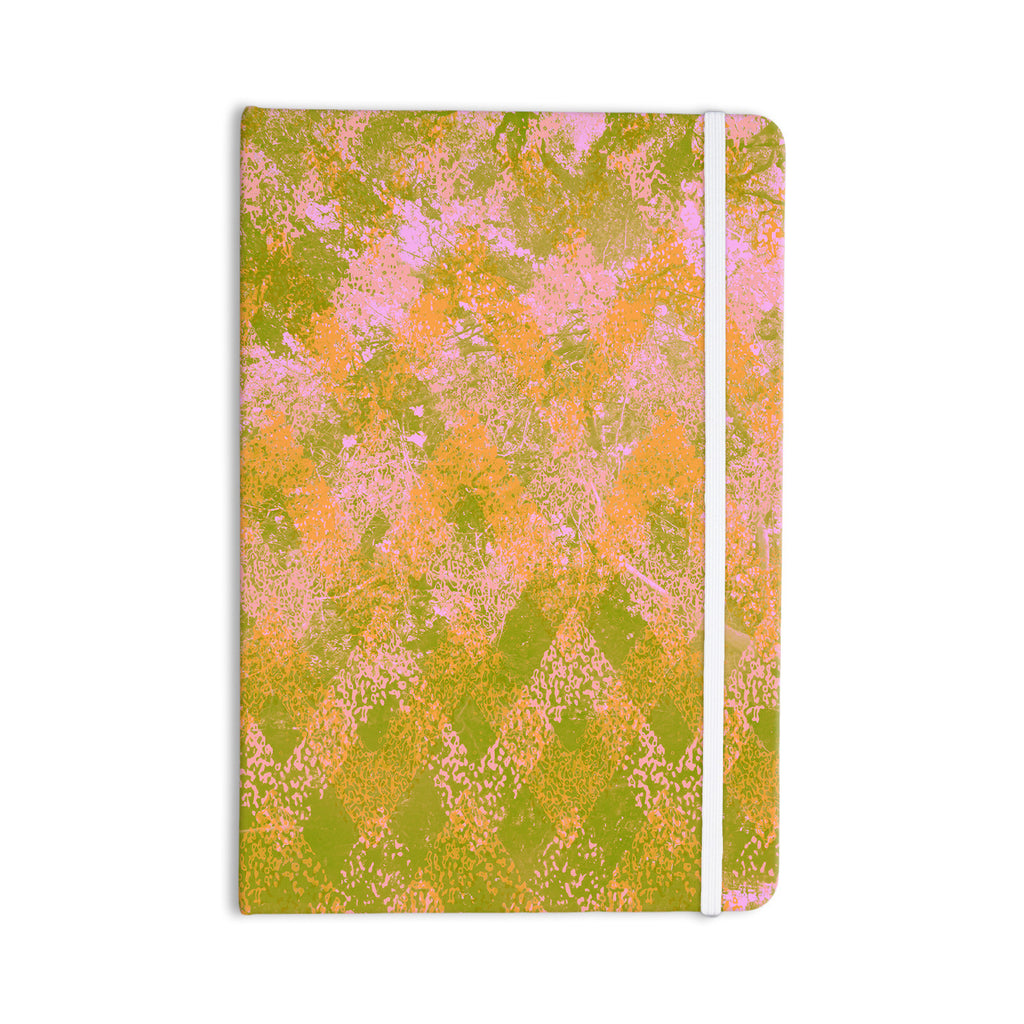 "Marianna Tankelevich ""Fuzzy Feeling"" Everything Notebook - KESS InHouse  - 1"