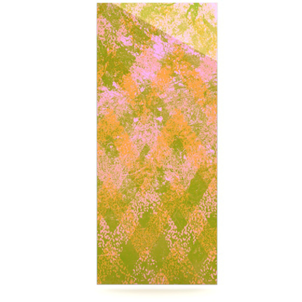 "Marianna Tankelevich ""Fuzzy Feeling"" Luxe Rectangle Panel - KESS InHouse  - 1"