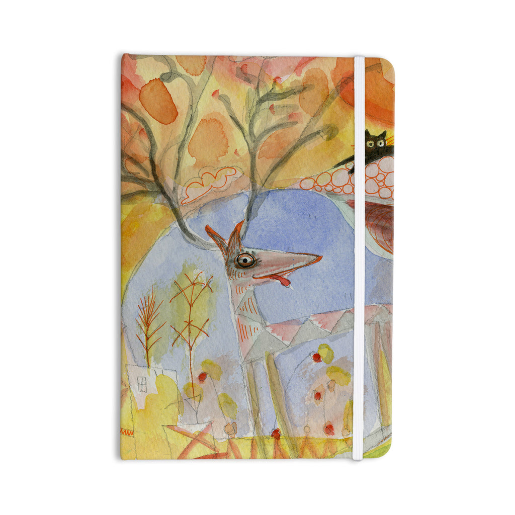 "Marianna Tankelevich ""Promise of Magic"" Everything Notebook - KESS InHouse  - 1"