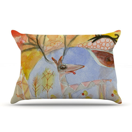 "Marianna Tankelevich ""Promise of Magic"" Pillow Sham - KESS InHouse"