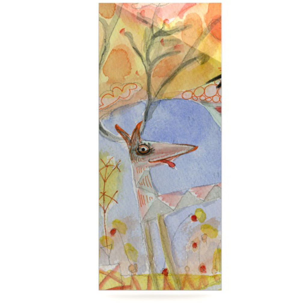 "Marianna Tankelevich ""Promise of Magic"" Luxe Rectangle Panel - KESS InHouse  - 1"