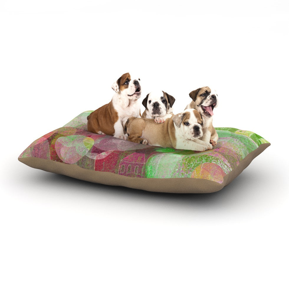 "Marianna Tankelevich ""Dream Place"" Dog Bed - KESS InHouse  - 1"