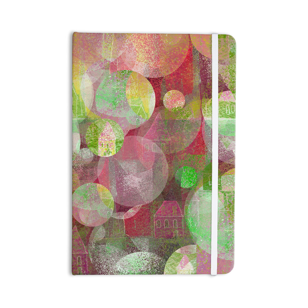"Marianna Tankelevich ""Dream Place"" Everything Notebook - KESS InHouse  - 1"