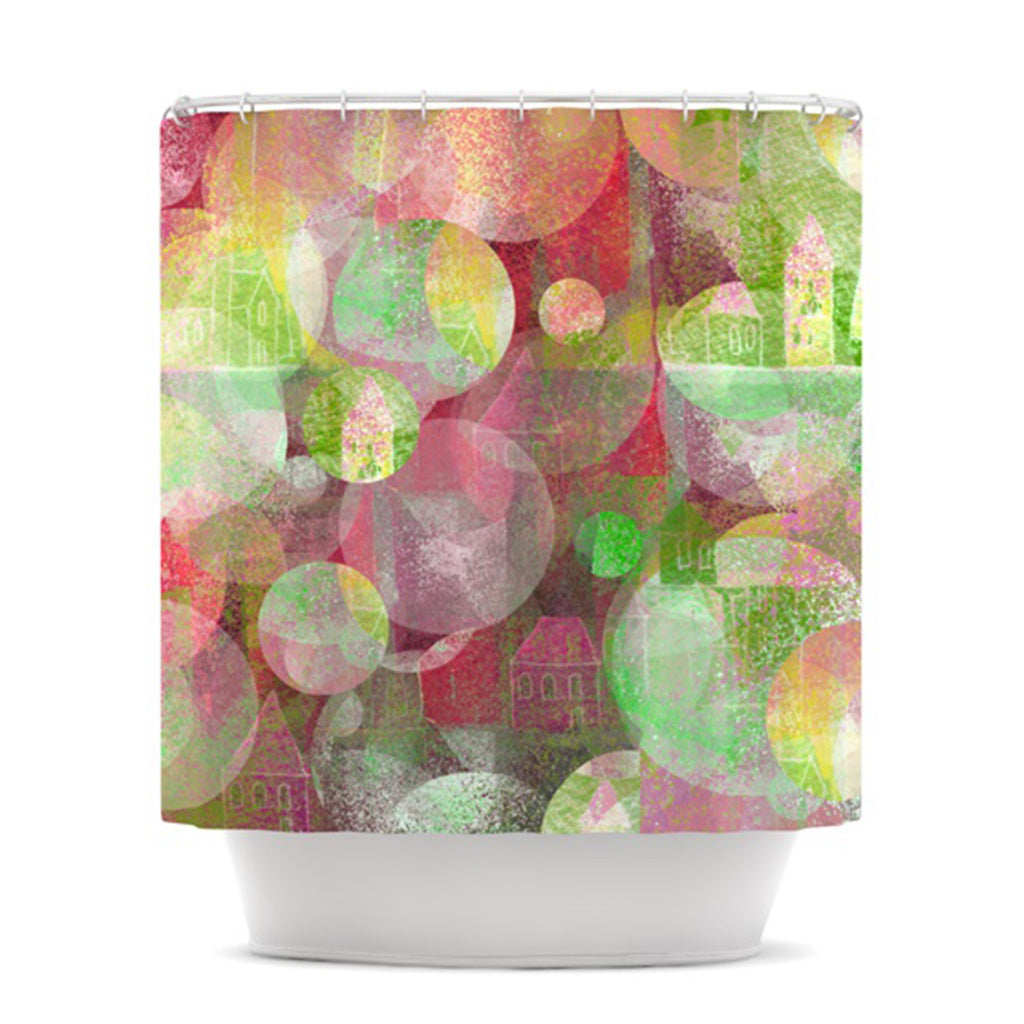 "Marianna Tankelevich ""Dream Place"" Shower Curtain - KESS InHouse"