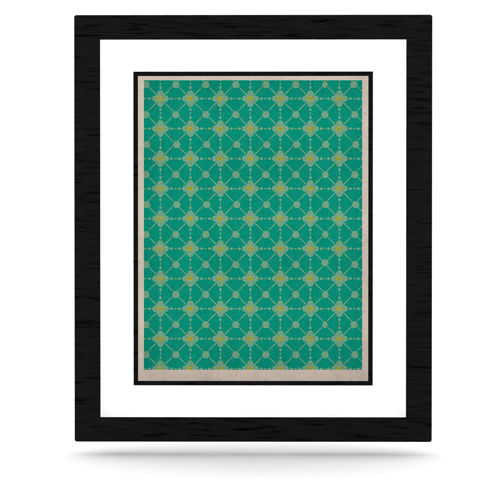 "Nicole Ketchum ""Hive Blooms"" KESS Naturals Canvas (Frame not Included) - KESS InHouse  - 1"