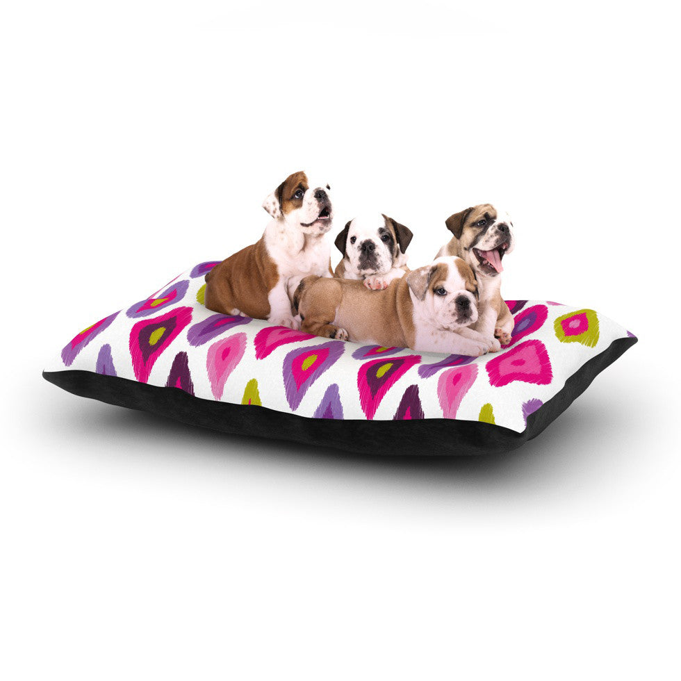 "Nicole Ketchum ""Moroccan Dreams"" Dog Bed - KESS InHouse  - 1"