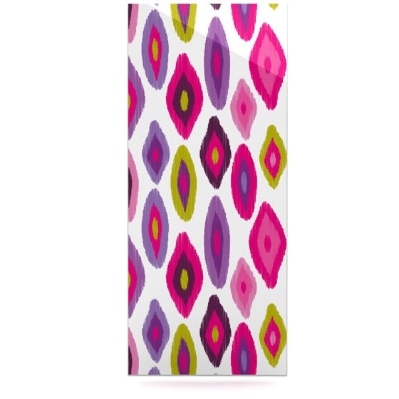 "Nicole Ketchum ""Moroccan Dreams"" Luxe Rectangle Panel - KESS InHouse  - 1"
