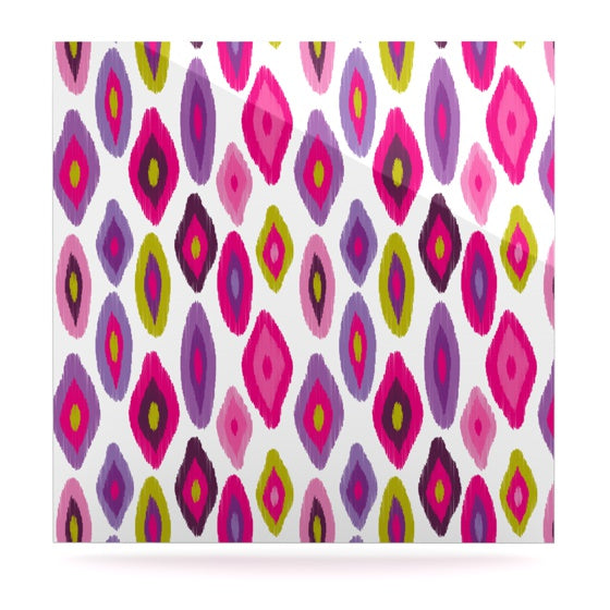 "Nicole Ketchum ""Moroccan Dreams"" Luxe Square Panel - KESS InHouse  - 1"