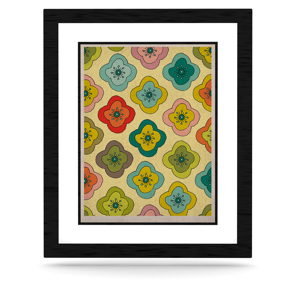 "Nicole Ketchum ""Forest Bloom"" KESS Naturals Canvas (Frame not Included) - KESS InHouse  - 1"