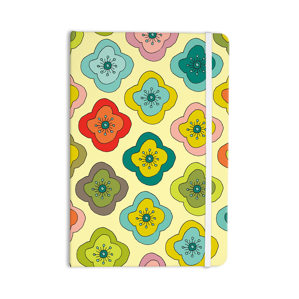 "Nicole Ketchum ""Forest Bloom"" Everything Notebook - KESS InHouse  - 1"