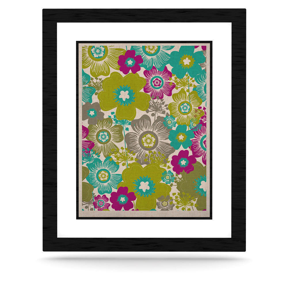 "Nicole Ketchum ""Little Bloom"" KESS Naturals Canvas (Frame not Included) - KESS InHouse  - 1"