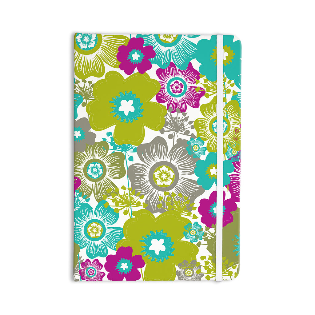 "Nicole Ketchum ""Little Bloom"" Everything Notebook - KESS InHouse  - 1"