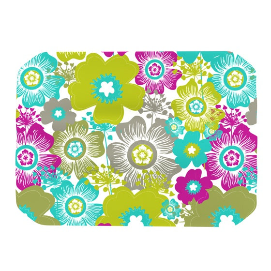 "Nicole Ketchum ""Little Bloom"" Place Mat - KESS InHouse"