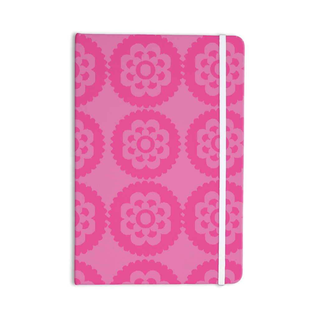 "Nicole Ketchum ""Moroccan Pink"" Everything Notebook - KESS InHouse  - 1"