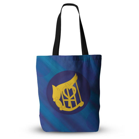 "NL designs ""Mercury"" Tote Bag - Outlet Item"