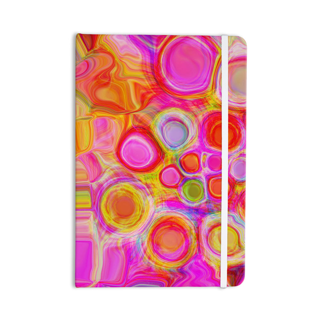 "Nina May ""Spring"" Everything Notebook - KESS InHouse  - 1"