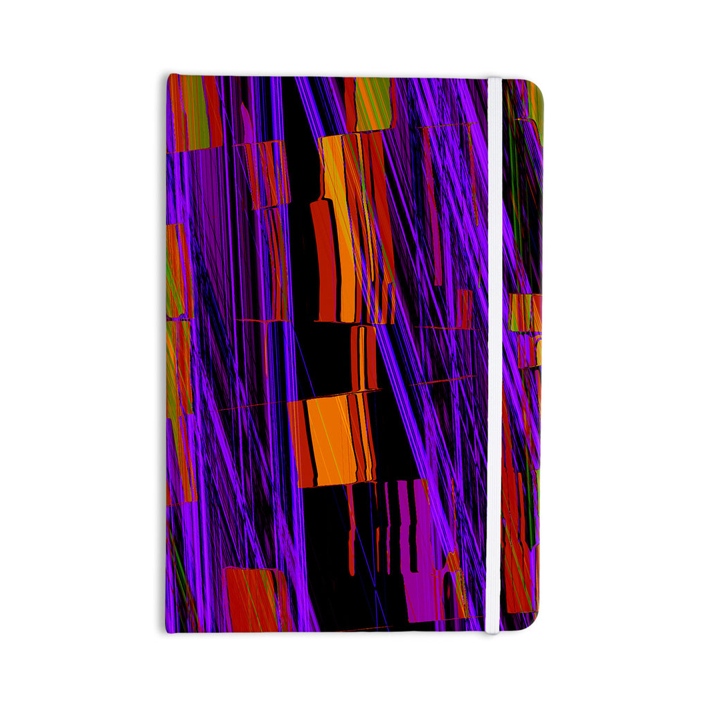 "Nina May ""Threads"" Everything Notebook - KESS InHouse  - 1"
