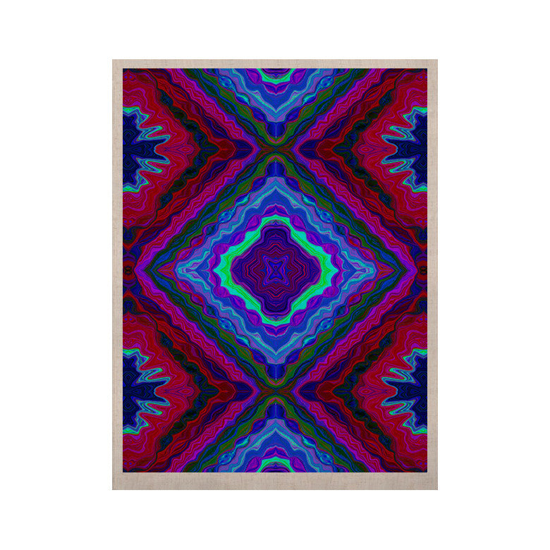 "Nina May ""Kilim"" KESS Naturals Canvas (Frame not Included) - KESS InHouse  - 1"