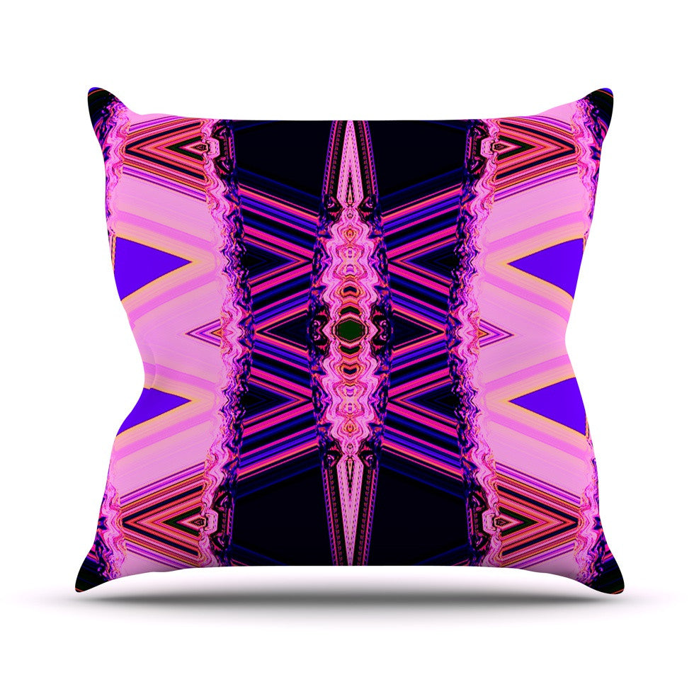 "Nina May ""Decorama"" Throw Pillow - KESS InHouse  - 1"