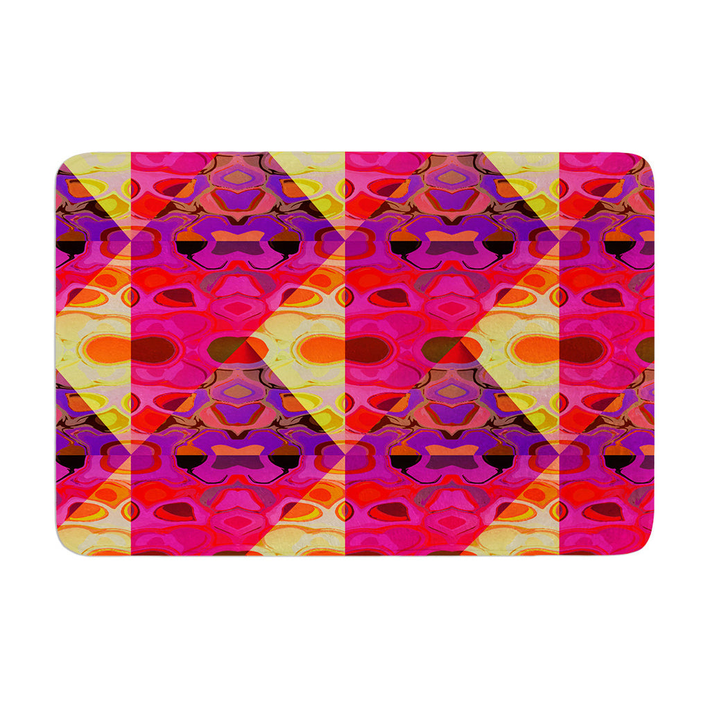 "Nina May ""Allicamohot"" Memory Foam Bath Mat - KESS InHouse"