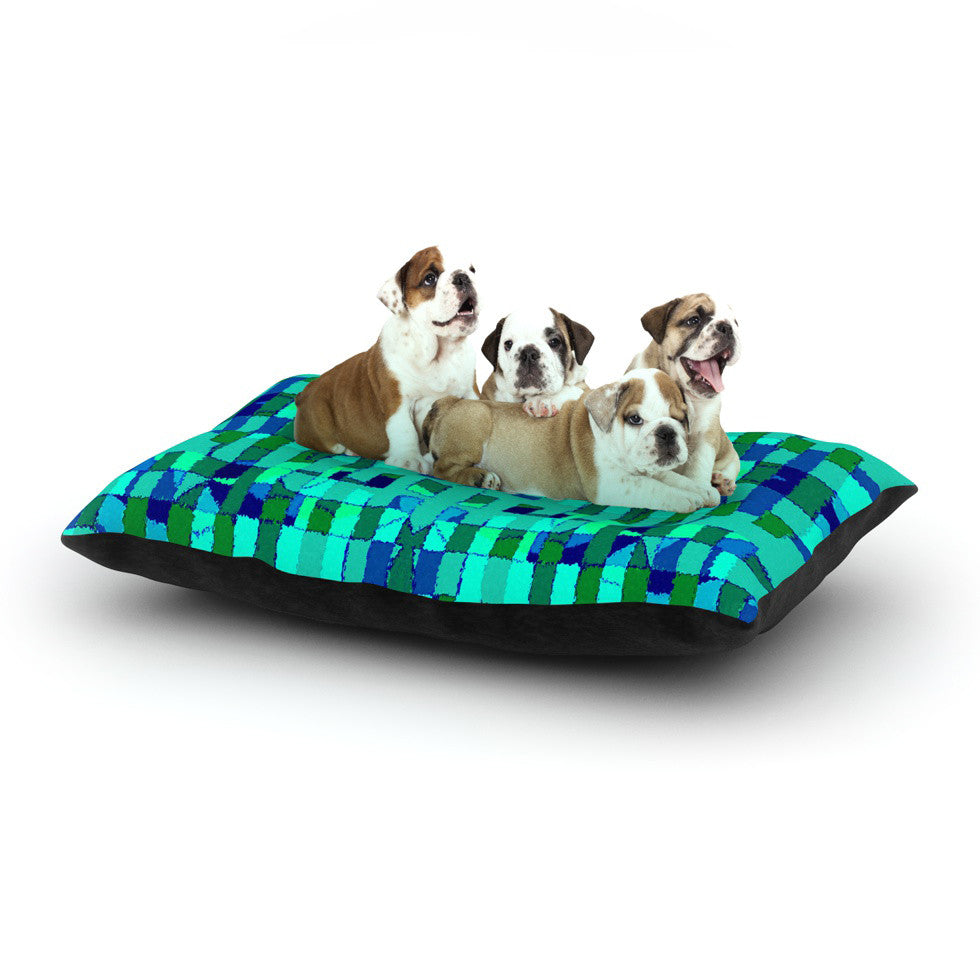 "Nina May ""Verdiga"" Dog Bed - KESS InHouse  - 1"