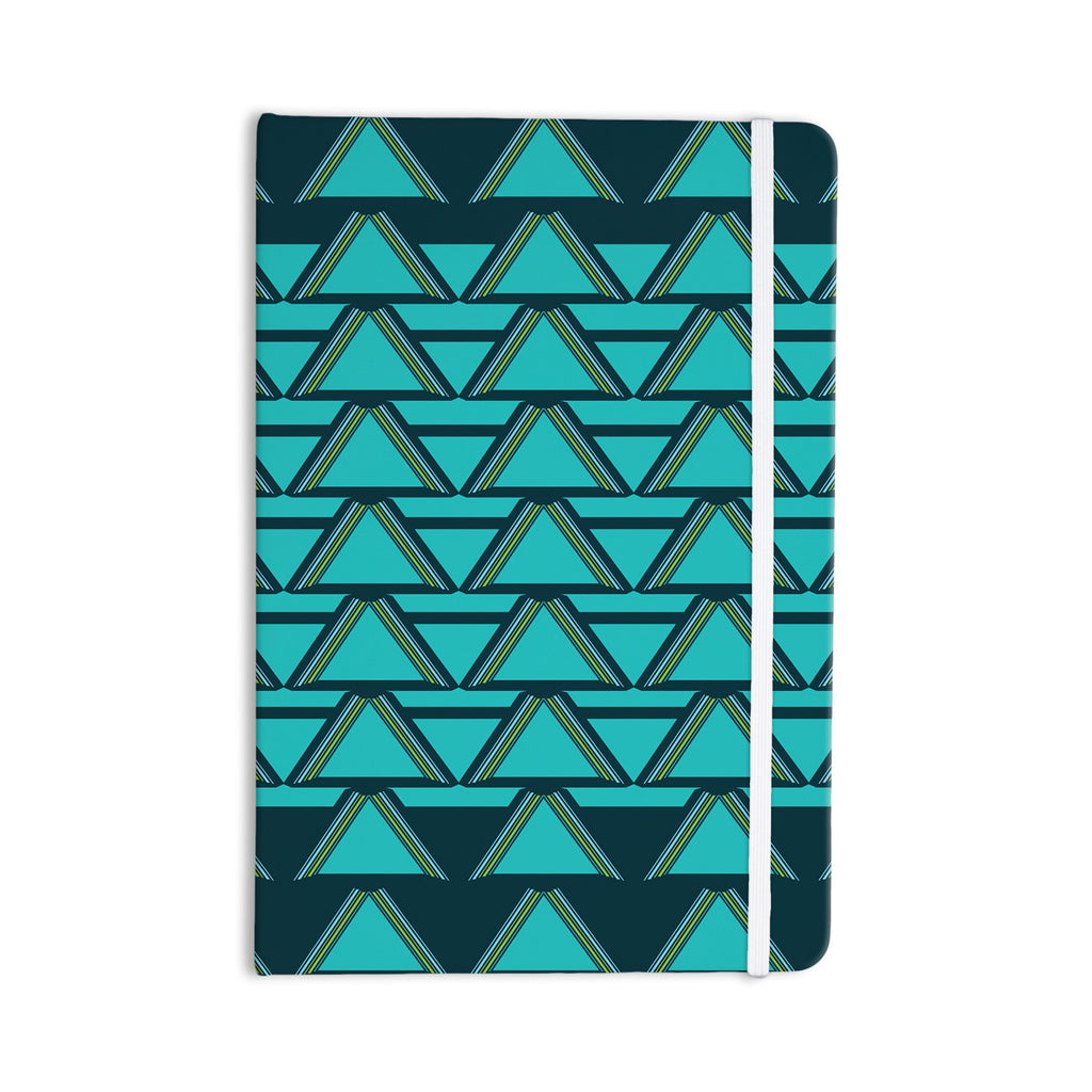 "Nina May ""Deco Angles"" Everything Notebook - KESS InHouse  - 1"