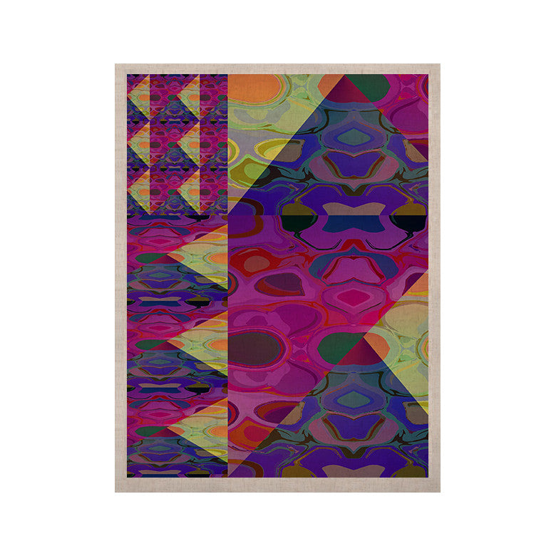 "Nina May ""Alligator Patch"" KESS Naturals Canvas (Frame not Included) - KESS InHouse  - 1"