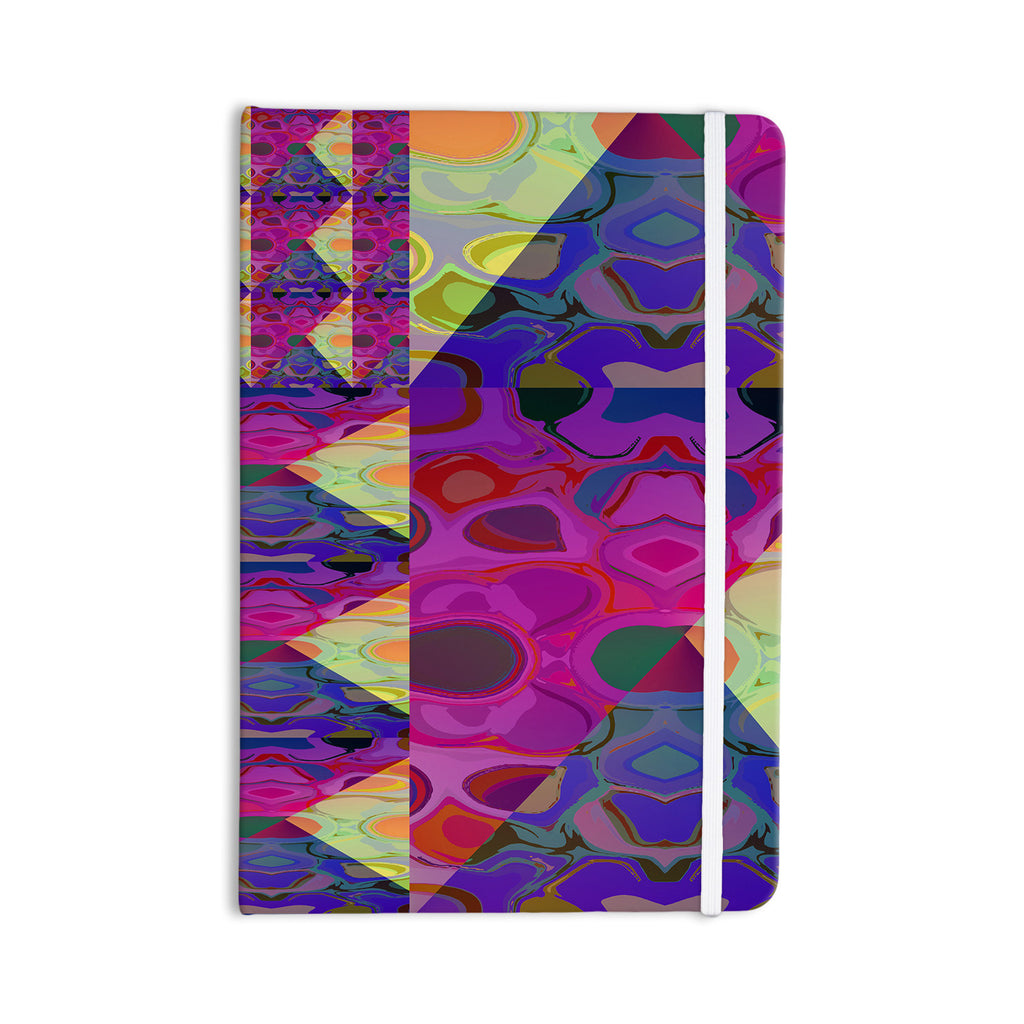 "Nina May ""Alligator Patch"" Everything Notebook - KESS InHouse  - 1"