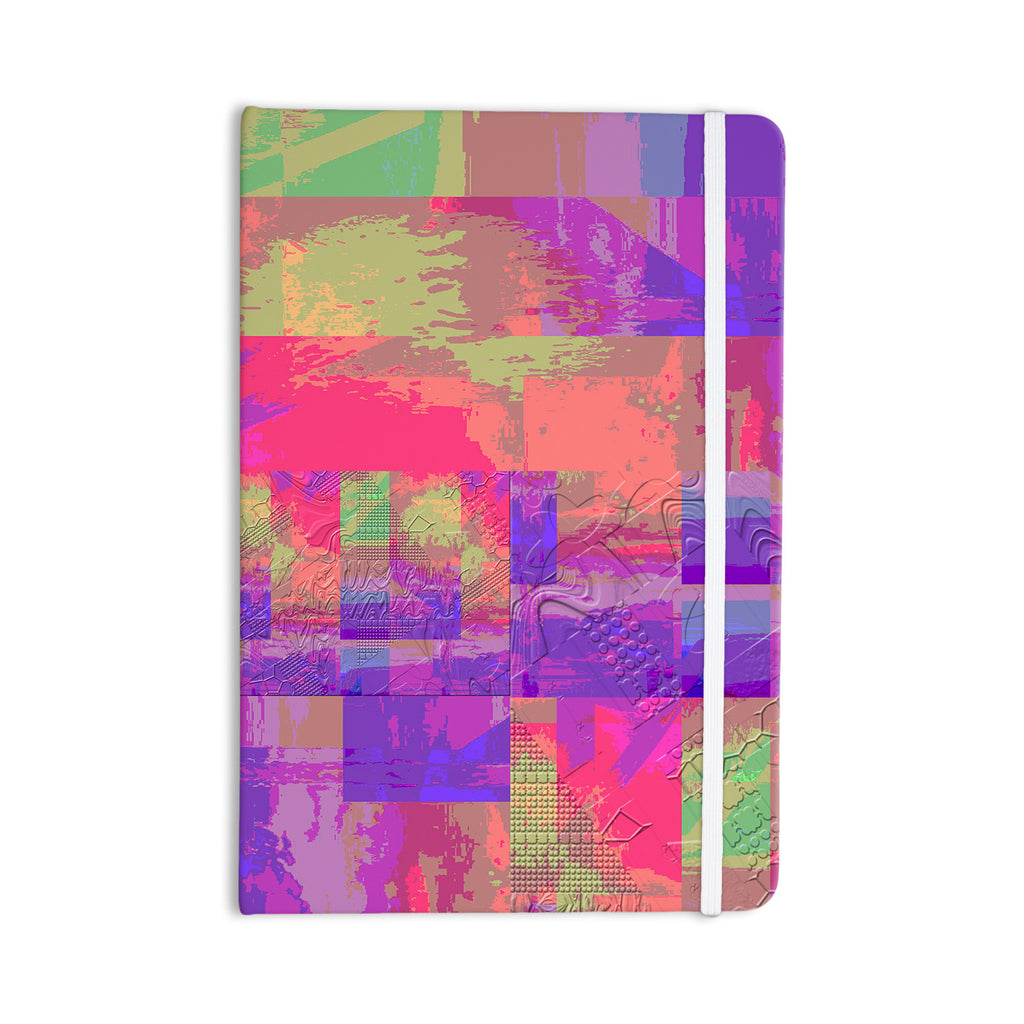 "Nina May ""Embossed Impermenance"" Everything Notebook - KESS InHouse  - 1"
