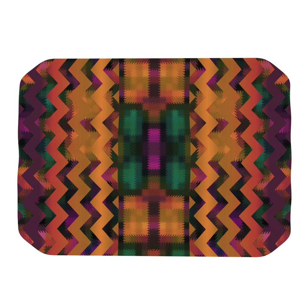 "Nina May ""Harvesta"" Place Mat - KESS InHouse"
