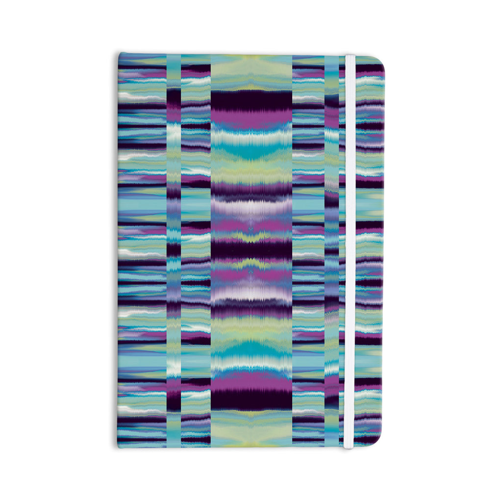 "Nina May ""Samanna"" Blue Tribal Everything Notebook - KESS InHouse  - 1"