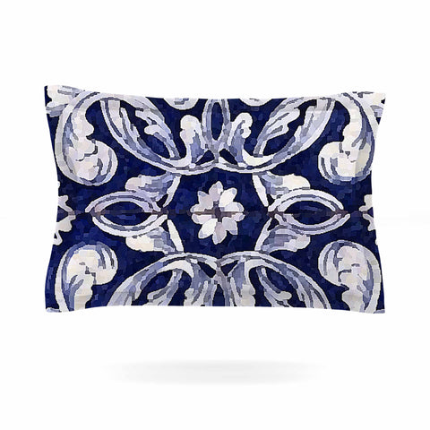 "Oriana Cordero ""Lisboa"" Pillow Sham - Outlet Item"