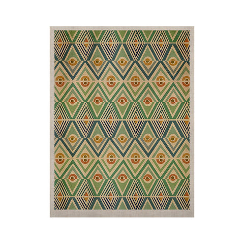 "Pom Graphic Design ""Celebration"" KESS Naturals Canvas (Frame not Included) - KESS InHouse  - 1"