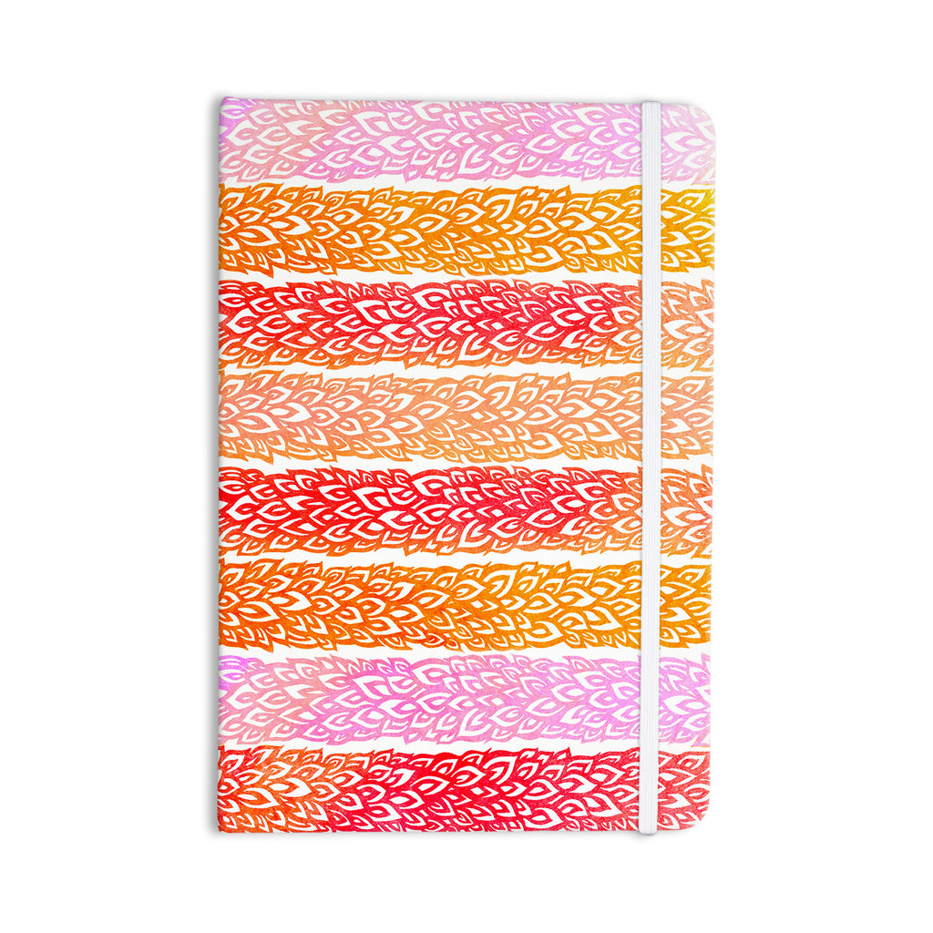 "Pom Graphic Design ""Leafs from Paradise"" Everything Notebook - KESS InHouse  - 1"