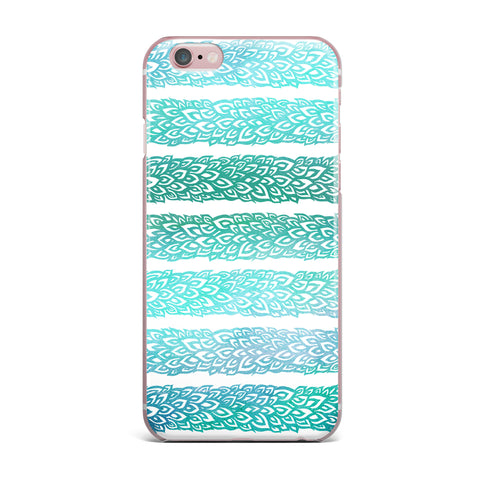 "Pom Graphic Design ""Leafs from Paradise II"" iPhone Case - KESS InHouse"