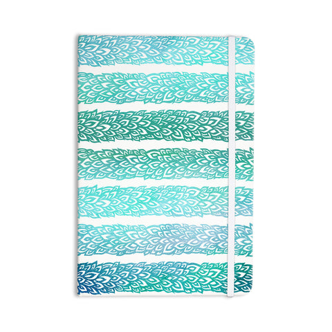"Pom Graphic Design ""Leafs from Paradise II"" Everything Notebook - KESS InHouse  - 1"