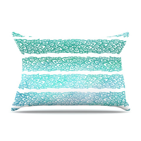 "Pom Graphic Design ""Leafs from Paradise II""  Pillow Sham"