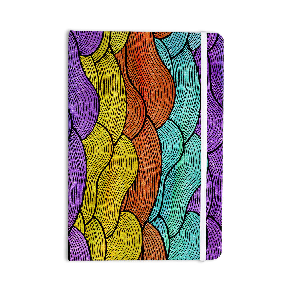 "Pom Graphic Design ""Textiles"" Everything Notebook - KESS InHouse  - 1"