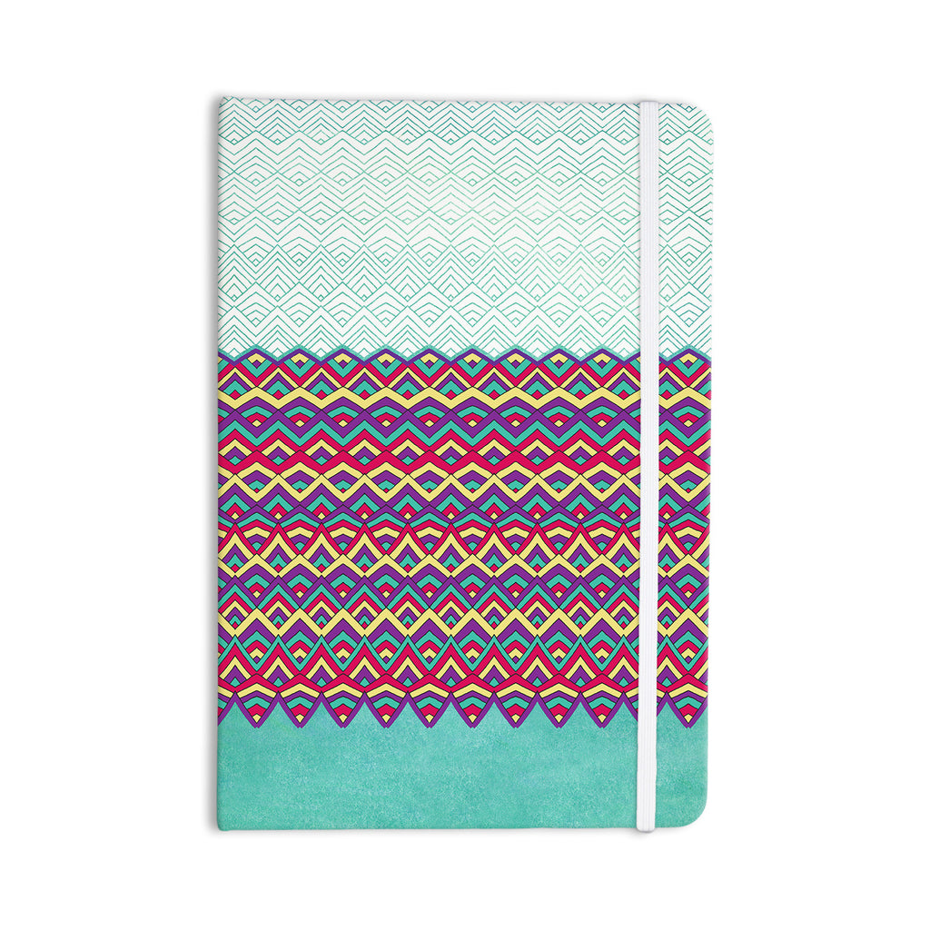 "Pom Graphic Design ""Horizons"" Everything Notebook - KESS InHouse  - 1"
