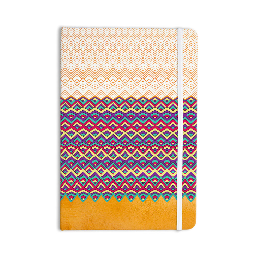 "Pom Graphic Design ""Horizons III"" Everything Notebook - KESS InHouse  - 1"