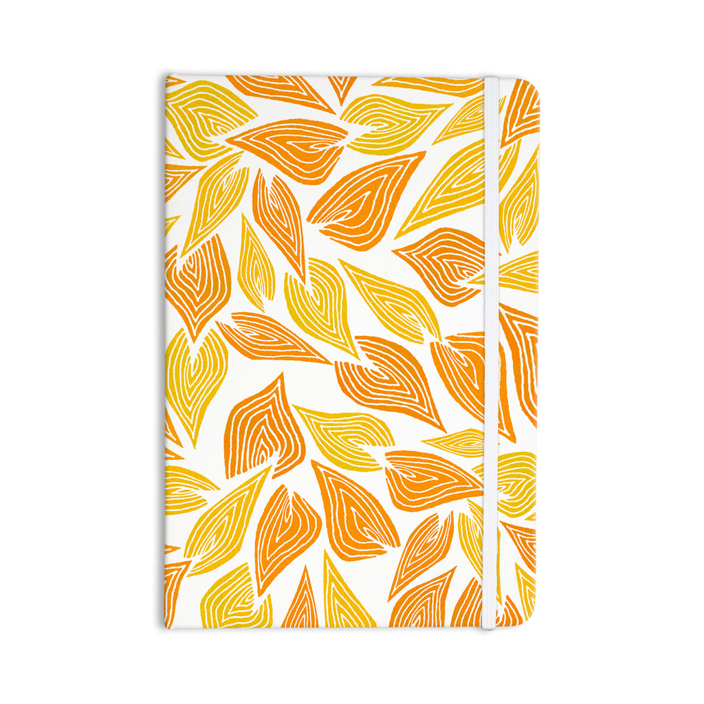 "Pom Graphic Design ""Autumn"" Everything Notebook - KESS InHouse  - 1"