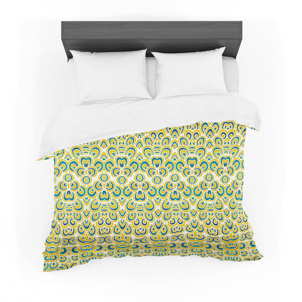 "Pom Graphic Design ""Animal Temple"" Cotton Duvet"