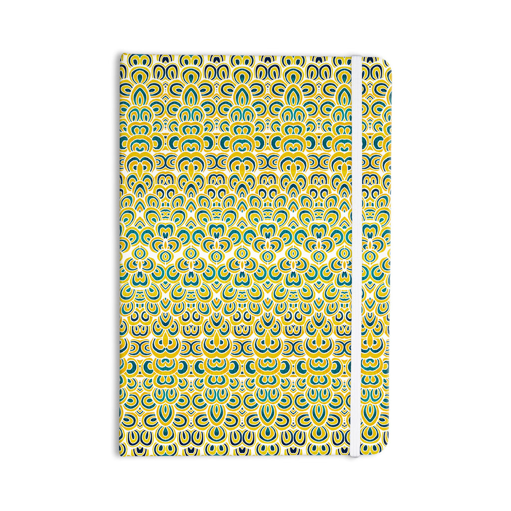 "Pom Graphic Design ""Animal Temple"" Everything Notebook - KESS InHouse  - 1"