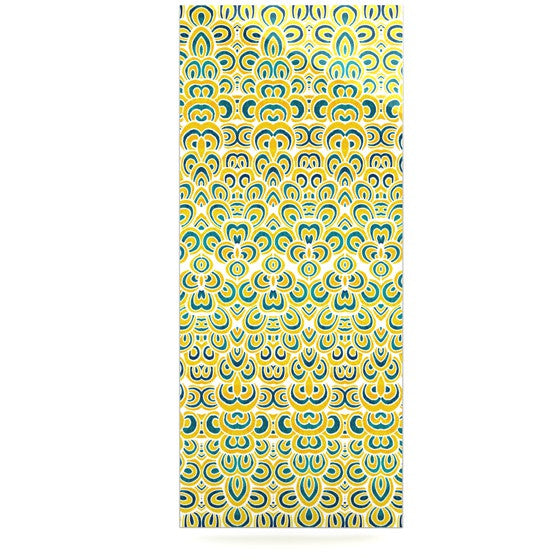 "Pom Graphic Design ""Animal Temple"" Luxe Rectangle Panel - KESS InHouse  - 1"