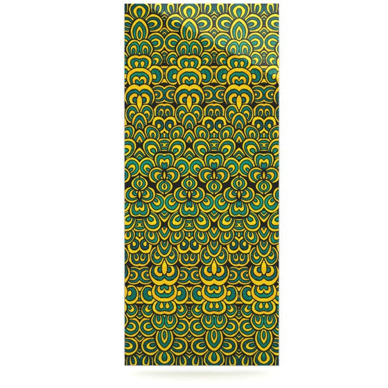 "Pom Graphic Design ""Animal Temple II"" Luxe Rectangle Panel - KESS InHouse  - 1"