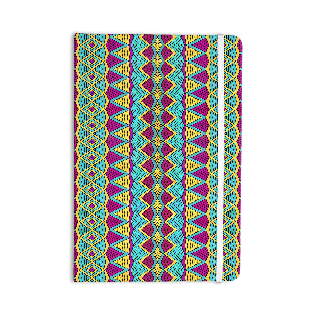 "Pom Graphic Design ""Tribal Soul II"" Everything Notebook - KESS InHouse  - 1"