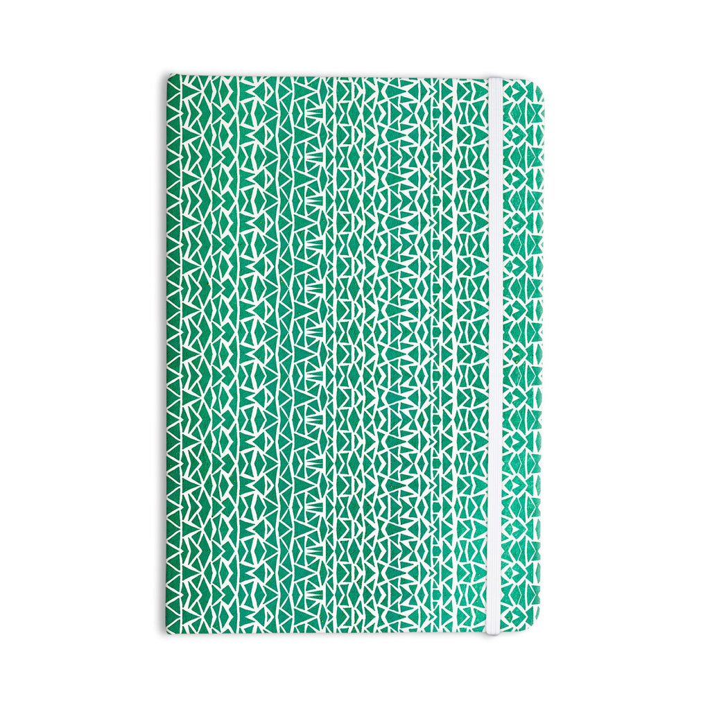 "Pom Graphic Design ""Tribal Forrest"" Everything Notebook - KESS InHouse  - 1"