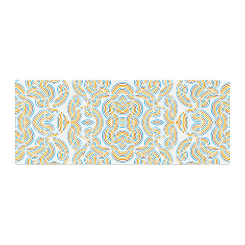 "Pom Graphic Design ""Infinite Thoughts"" Bed Runner - KESS InHouse"
