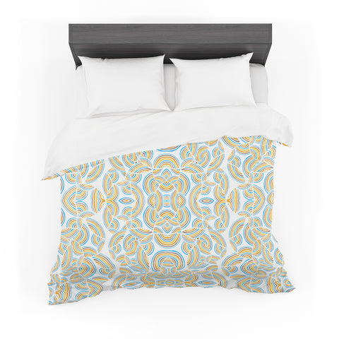 "Pom Graphic Design ""Infinite Thoughts"" Cotton Duvet"