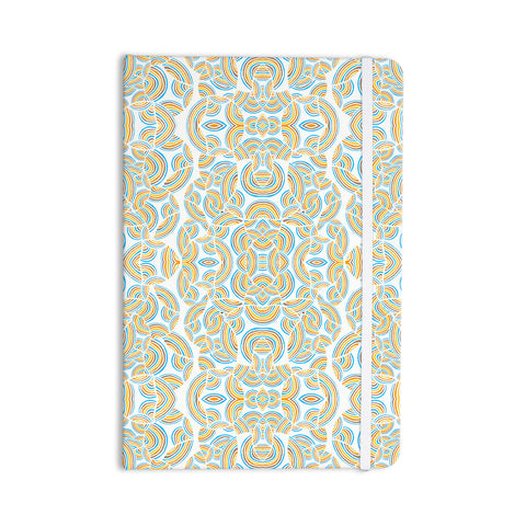 "Pom Graphic Design ""Infinite Thoughts"" Everything Notebook - KESS InHouse  - 1"